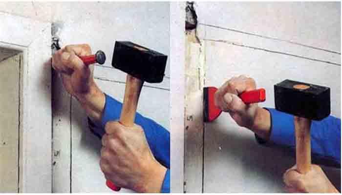 Штробление стен перфоратором под проводку своими руками